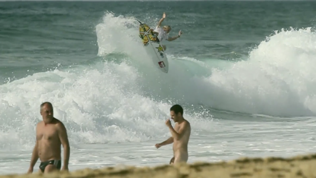 Welcome to the WQS // Lacanau