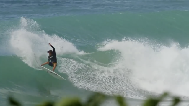 Let's Surf Seriously: Benji Weatherley Part - TransWorld SURF