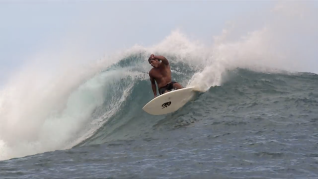 KAI BARGER | GOT SOUL | TWIN FIN