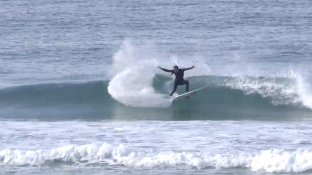 SURF AU PORTUGAL ??