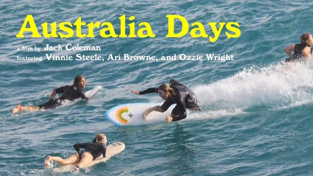 Australia Days