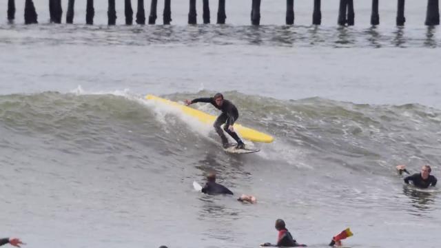 BRAD DOMKE'S TRIPLE COMBO PLATTER | EPIC MINI MOVIE (SURF/SKURF/SKIM)