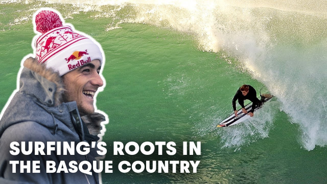 Meet The Surfing Pioneers Of Spain's Big Wave Paradise | Made In: The Basque Country