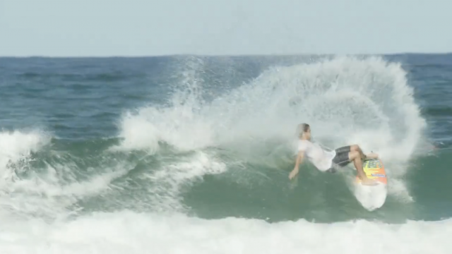 Surf Video: Duranbah, March 3