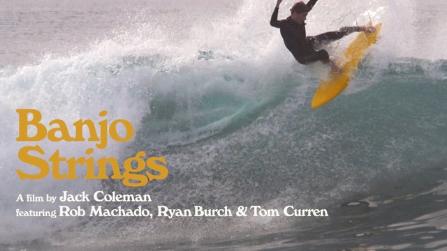 Banjo Strings - a film by Jack Coleman