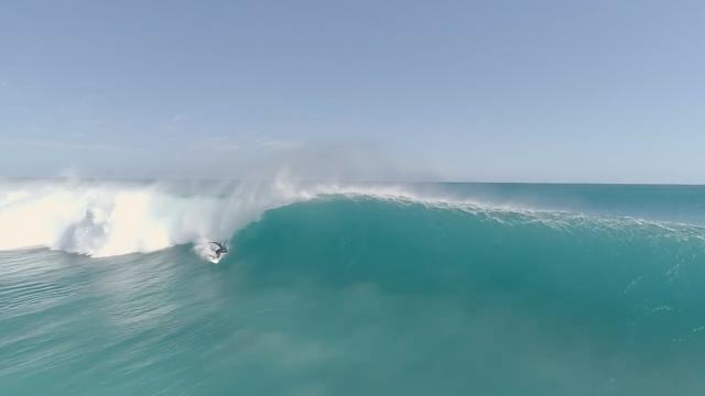 Desert Surfing