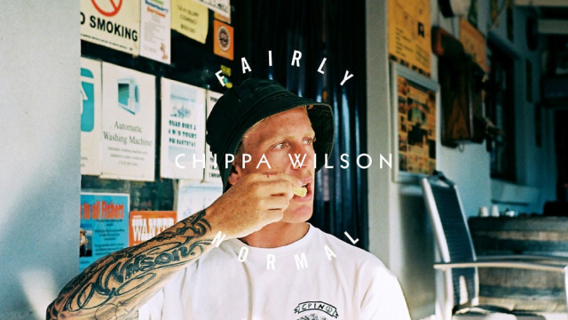 Chippa Wilson Fairly Normal