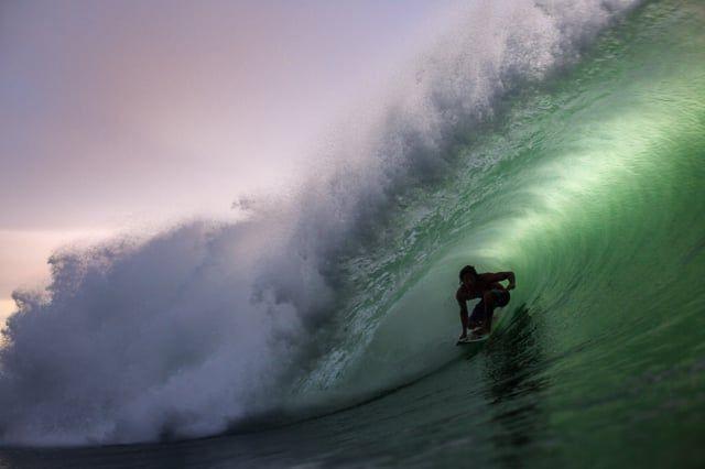 OSCAR MONCADA'S BEST WAVES