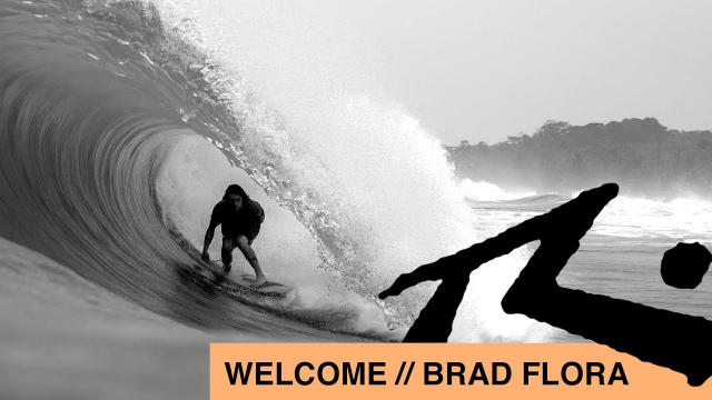 Welcome to the team // Brad Flora