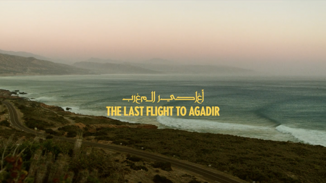 The Last Flight To Agadir - Harrison Roach in Morocco