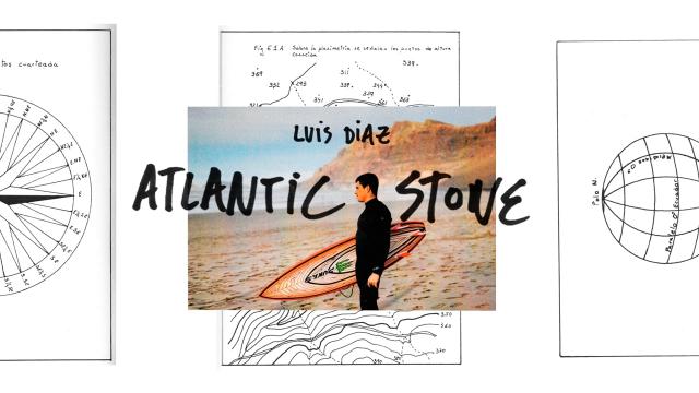LUIS DIAZ - ATLANTIC STONE