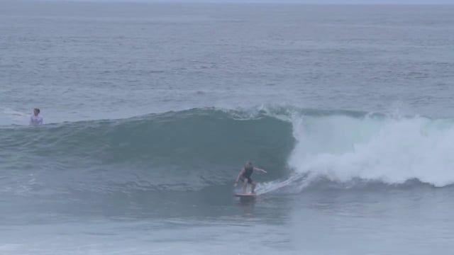 Jye Byrnes Surfboards - Bonzer