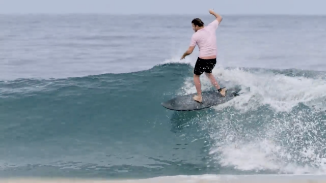 The Electric Acid Surfboard Test Shaper's Profile: Trimcraft Surfboards