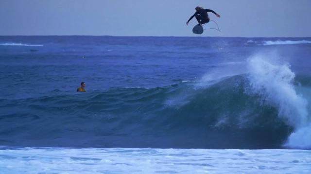 Matt Payne Surf Reel