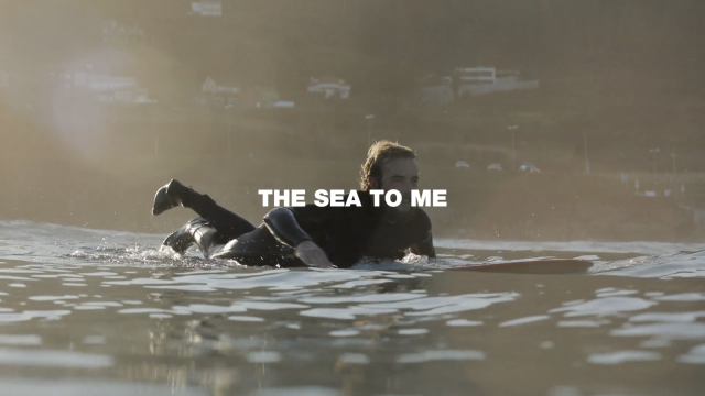 The Sea To Me - Mike Lay