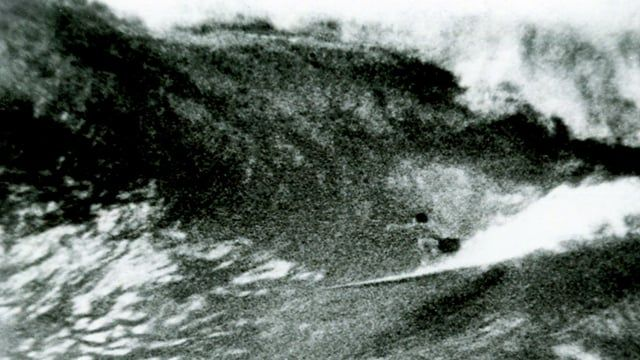 PAT CURREN: The Outsider
