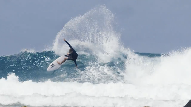 How To Surf The Superbank with John John Florence, Mick Fanning and more.
