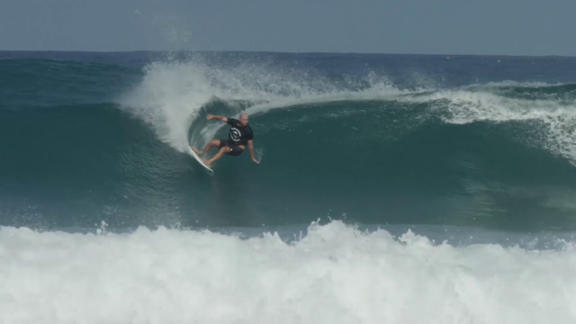 Shane Dorian on the LFT Gamma in Mexico