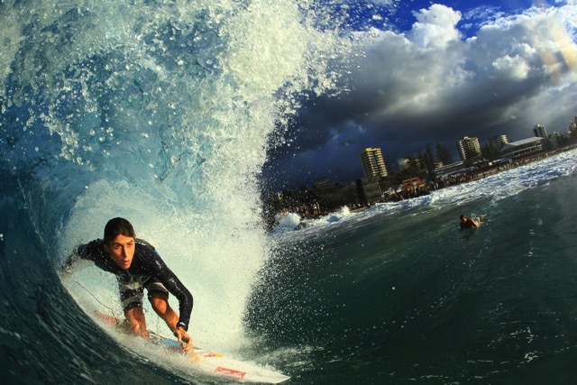 Golden Tales 2: Quiksilver Pro Gold Coast Freesurf Sessions