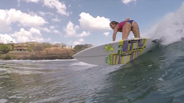 PAIGE ALMS: IN NICARAGUA