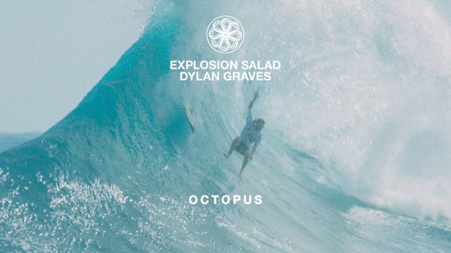 DYLAN GRAVES: EXPLOSION SALAD!