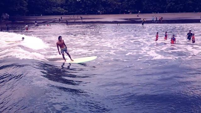 #batukaras_vibes by @parco.surf