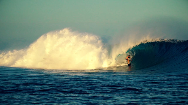 JARROD MORNING CLOUDBREAK