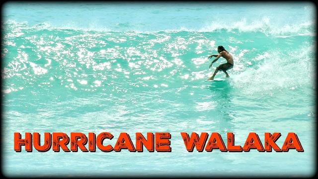 Hurricane Walaka | Surfing | October 2018