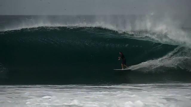 Owen Schultz - Puerto sessions