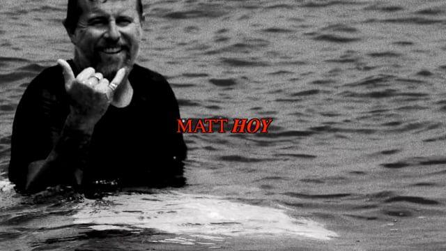 MATT HOY mateship