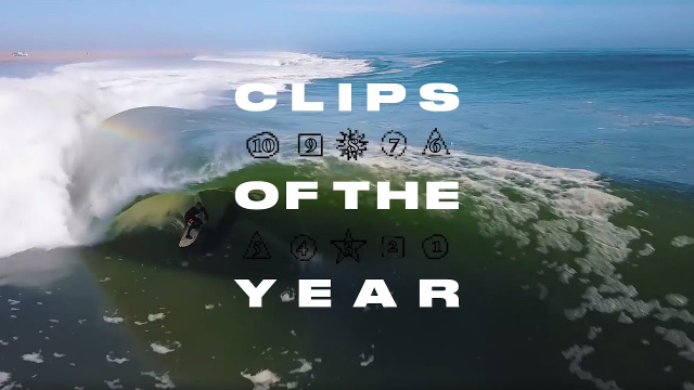 The Surf Clips of 2018 | SURFER Magazine