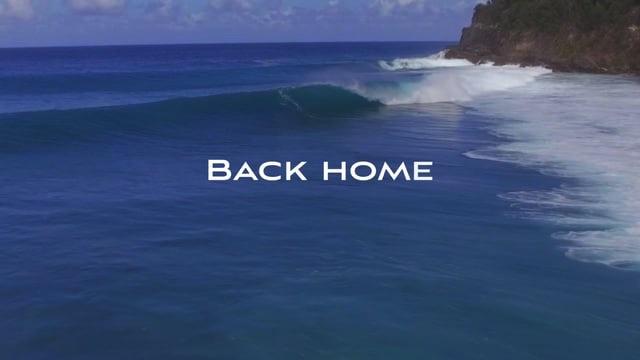 "JORDAN OUESLATI ""BACK HOME"""