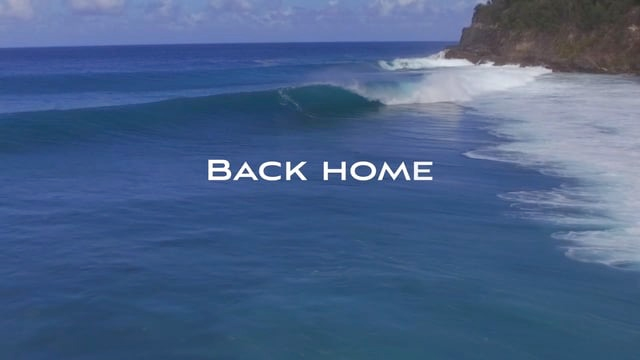 "JORDAN OUESLATI ""BACK HOME"""