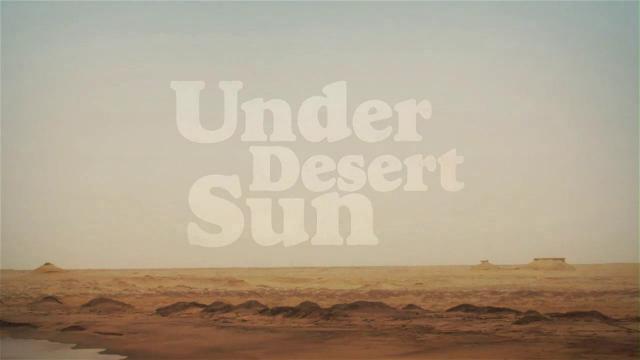 Under Desert Sun