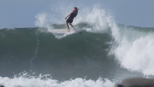 Torren Martyn enjoying the gifts of Central America.