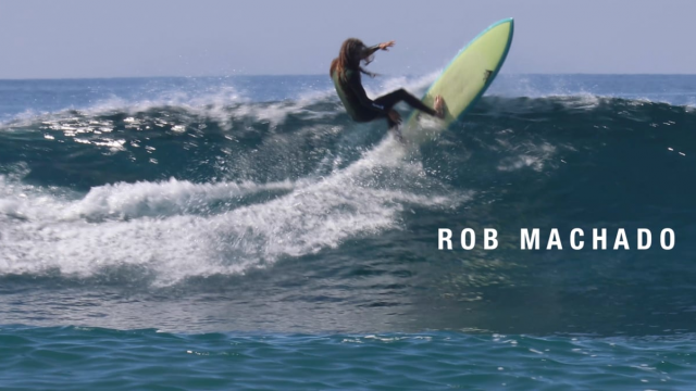 Rob Machado: NobodySurf Originals