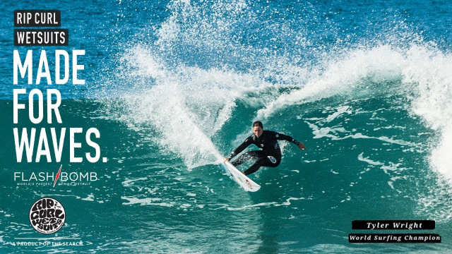 Tyler Wright in Africa | Made For Waves | Wetsuits by Rip Curl