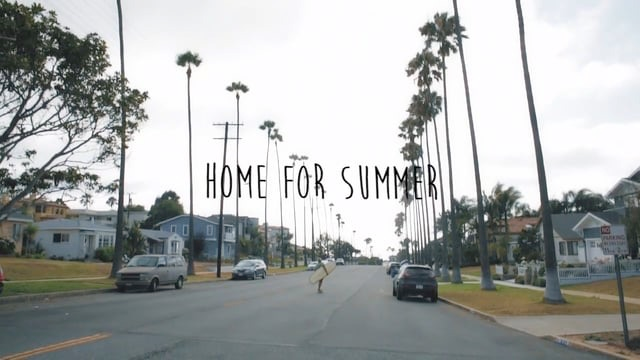 Home for Summer // Hudson Ritchie