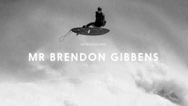 INTRODUCING: BRENDON GIBBENS