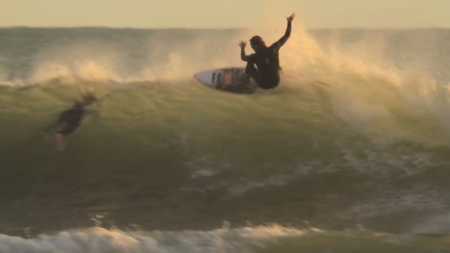 Clips we will probly never use, Creed, 4 waves at Rincon and couple Newport clips of Colin