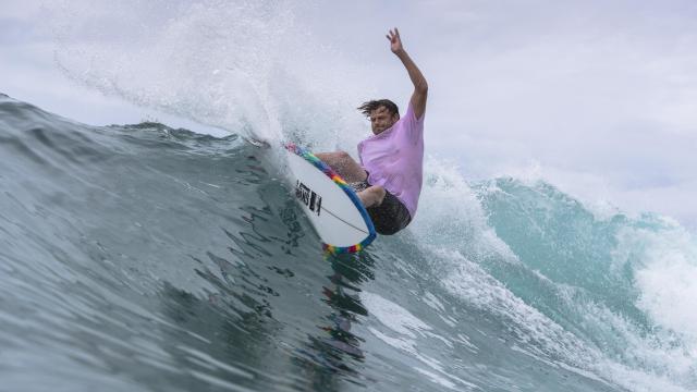 "The Electric Acid Surfboard Test Shaper's Profiles: Matt ""Mayhem"" Biolos"