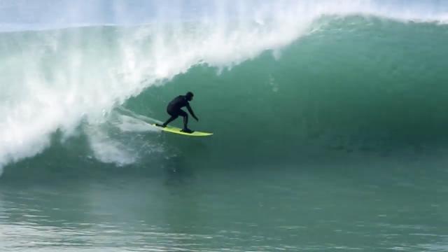 Surf Hossegor - 14/02/2019
