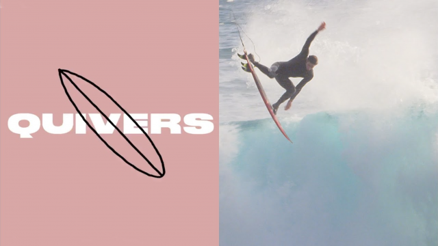 Brendon Gibbens Has a Fleet of Surfcraft For Skyward Journeys | QUIVERS