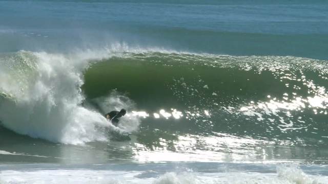 Wave of the Day: Jacob Szekely