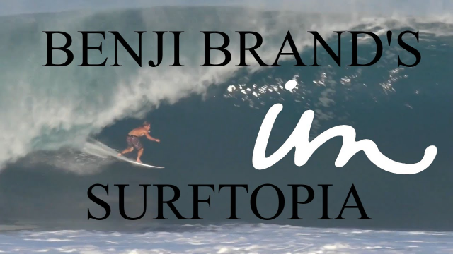 "IMPERIAL MOTION PRESENTS: ""WHOA"" BENJI BRAND'S SURFTOPIA"