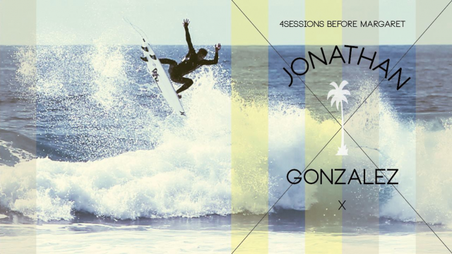 Jonathan Gonzalezll4sessions before Margaret